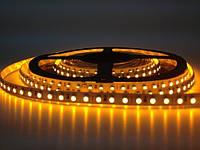 Светодиодная лента для декора желтая 3528\120 led