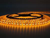 Желтая герметичная подсветка 3528\120 led