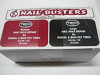 Tech 117 NB - Латка универсальная Nail Buster набор № 115–40шт, № 116–30шт
