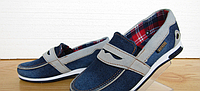 Джинсовые туфли для мальчика, фото 1