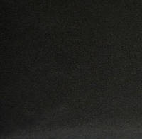 Фоамиран листовой черный 20х30 см