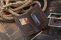 Кожаный кошелек портмоне NewYorker серия Brutto