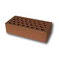 Кирпич керамический лицевой коричневый М200