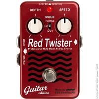 Педаль Гитарных Эффектов EBS Red Twister Guitar Edition