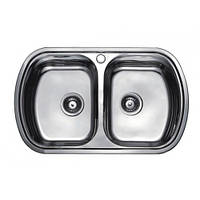 Мойка для кухни HAIBA HB 80*49 DOUBLE