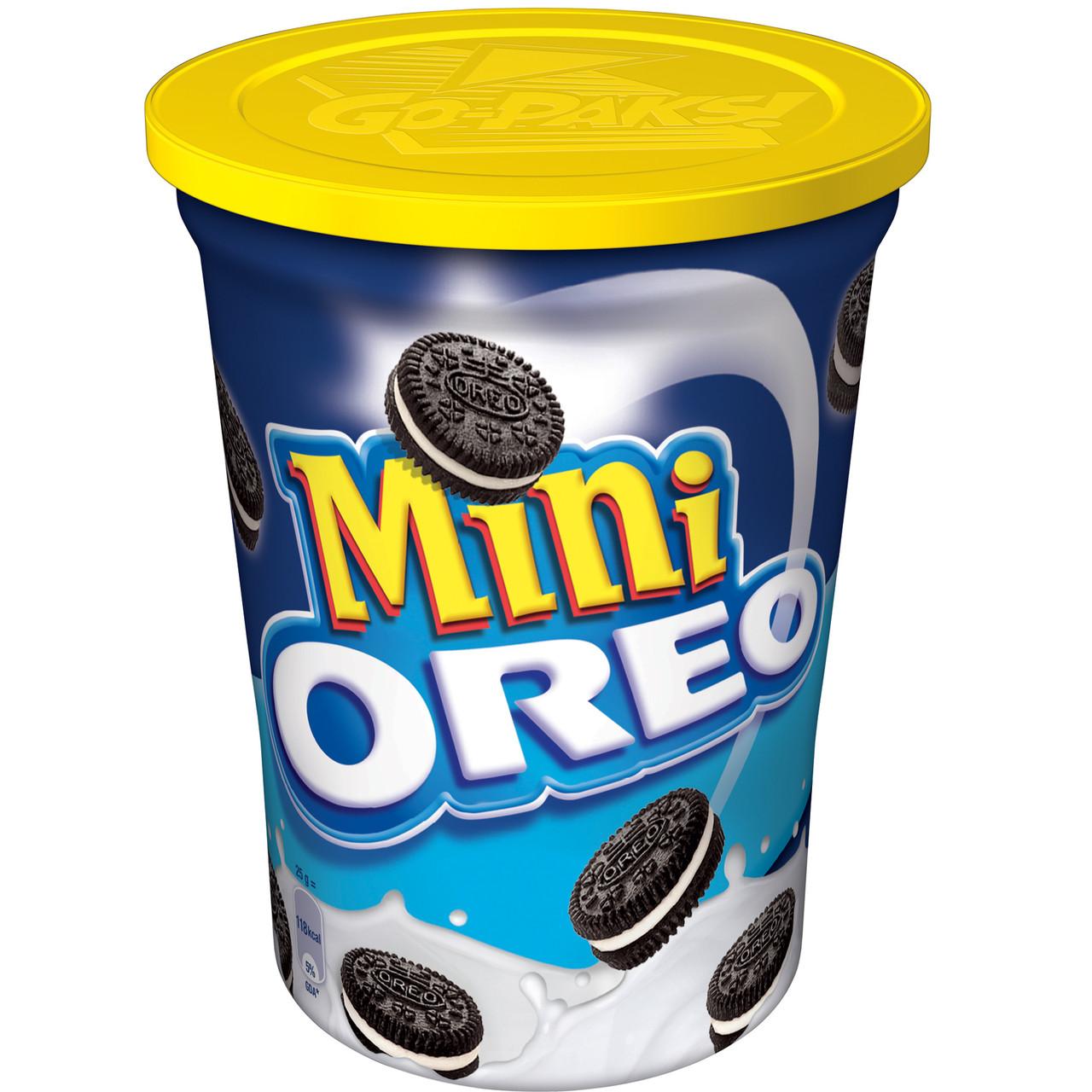 Печенье Mini Oreo в стакане, 115г