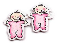 Наклейка BABY_pink