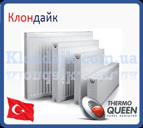 Стальные панельные радиаторы Thermoqueen (Турция)