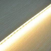 Светодиодная LED линейка 5630 72д/метр теплый белый