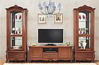 Комод ТВ і однодверні вітрини GINO (Джино), Румунія