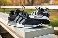 Кроссовки мужские Adidas Runner NMD Grey для бега
