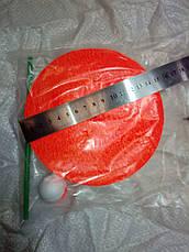 Кружок для ловли щуки (пенопласт) Ф15см не оснащенный, фото 3