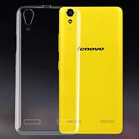 Чехол силиконовый Ультратонкий Epik для Lenovo A6000 K3 Прозрачный