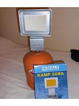 Горелка инфракрасного излучения KAMP SOBA Nurgaz NG 309 1.5 кВт, фото 3