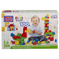 Конструктор Mega Bloks 100шт
