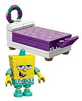 Mega Bloks легосовместимый набор спанч боб SpongeBob Wacky Pack
