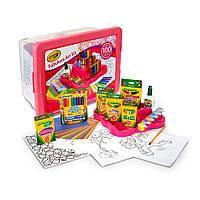 Шикарный набор для творчества Crayola Fabulous Art Kit