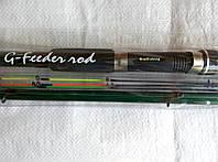 Фидерное удилище BratFishing G-Feeder Rod 3,3m / 110g