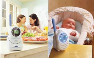 Радио- и видеоняни - помощники для мам