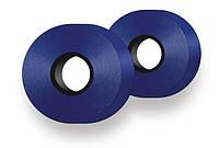Электроизоляционная лента (изолента ПВХ, цвет - синий синий/черный)