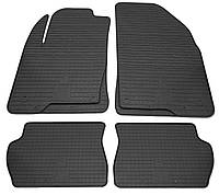 Резиновые коврики для Ford Fiesta VI 2002-2008 (STINGRAY)
