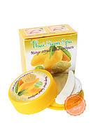 Тайская зубная паста с экстрактом манго. Тайланд