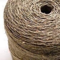 Шпагат джутовый диаметр 1,5мм - 2,5мм купить от 10кг с доставкой по Украине