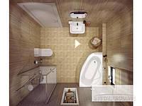Ванна акриловая KOLLER POOL NADINE (170, правосторонняя)