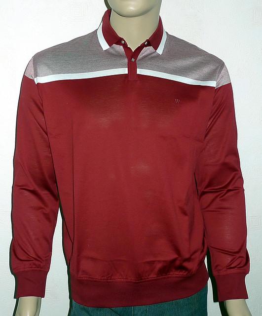 Рубашка поло красного цвета на кнопках White House (Турция)