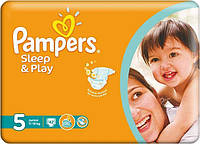 Подгузники Pampers Sleеp&Play 5 (11-18 кг) 42 шт.