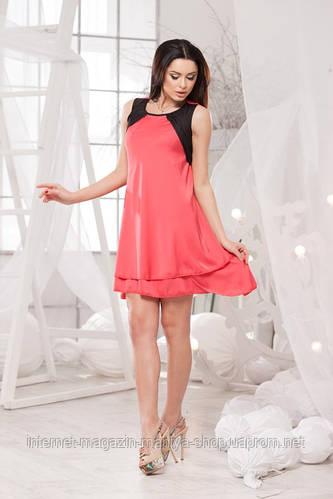 Женское платье шёлк разные расцветки