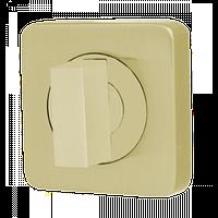 Ручка поворотная Armadillo WC-BOLT BK6/SQ-21SG-1