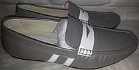 Мокасины мужские кожаные COMFORTIME 12v055