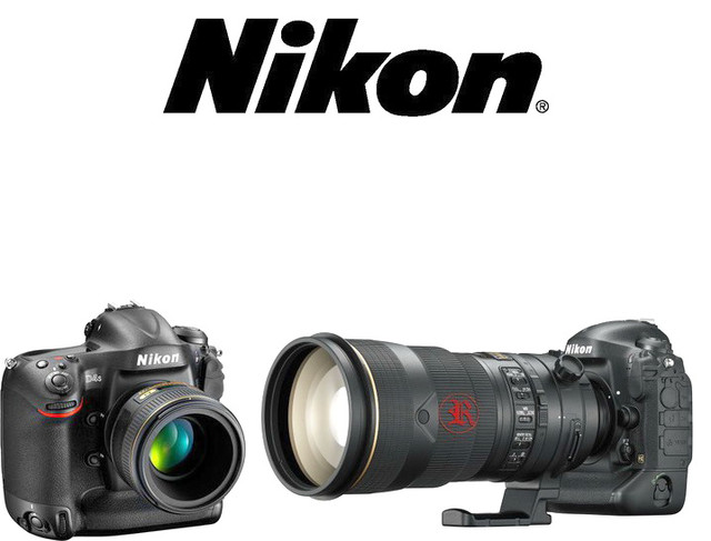 Фотоаппараты Nikon