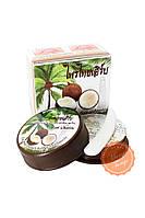 Тайская зубная паста с экстрактом кокоса