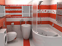 Ванна акриловая KOLLER POOL NADINE (150, левосторонняя)