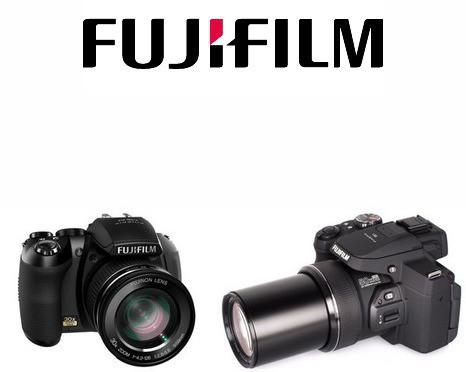 Фотоаппараты Fuji