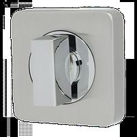 Ручка поворотная Armadillo WC-BOLT BK6/SQ-21SN-3