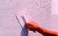 Нанесення штукатурки Ceresit (відео) баранек,камінець,шуба.