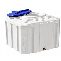 Пластиковый бак (емкость квадратная) RK 300 К/куб однослойная