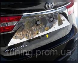 Крепление для номерного знака Toyota Avalon 2013-on