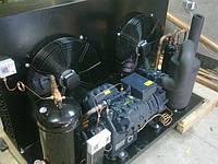 Холодильный компрессорно-конденсаторные агрегаты