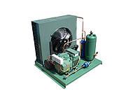 Низкотемпературный холодильный агрегат