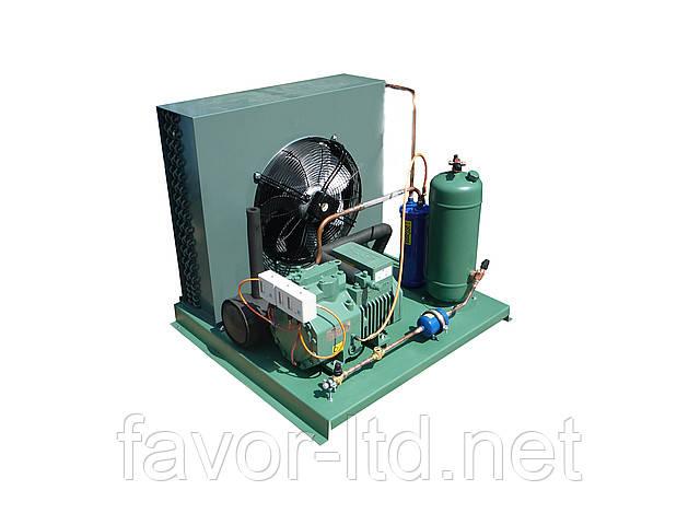 Середньотемпературну холодильний агрегат