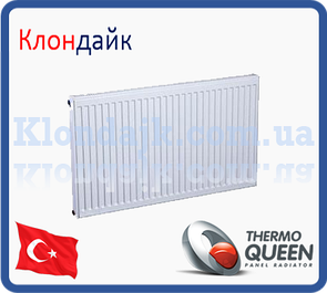 Стальные радиаторы Thermoqueen 11 тип