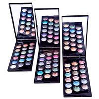 Набор перламутровых теней 18 цветные Lorina L-EY-018