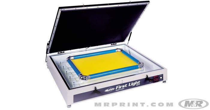 Настольная экспозиционная камера M&R FIRST LIGHT UV, фото 2