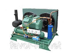 Средне-температурный холодильный агрегат BITZER