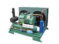 Среднетемпературный холодильный агрегат BITZER SPR27