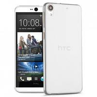 Чехол силиконовый Ультратонкий Epik для HTC Desire 626 Прозрачный